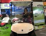 Yamaha Golf cart INDIA Golf Expo April 2017 at DLF, GURGAON | Yamaha golf cart,Yamaha golfcar, Yamaha electric car, Yamaha battery car