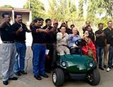 Yamaha Golfcart at Yamaha Golf Cars Technical Training | Yamaha golf cart,Yamaha golfcar, Yamaha electric car, Yamaha battery car