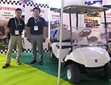 Yamaha Golfcart at IGIA Expo 2014 At Pune | Yamaha golf cart,Yamaha golfcar, Yamaha electric car, Yamaha battery car