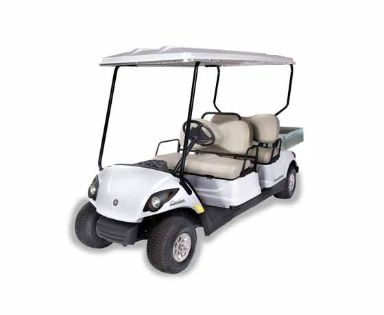 yamaha 4 seater with cargo bed, Yamaha golfcar, Yamaha golfcart, Yamaha electric car, Yamaha battery car