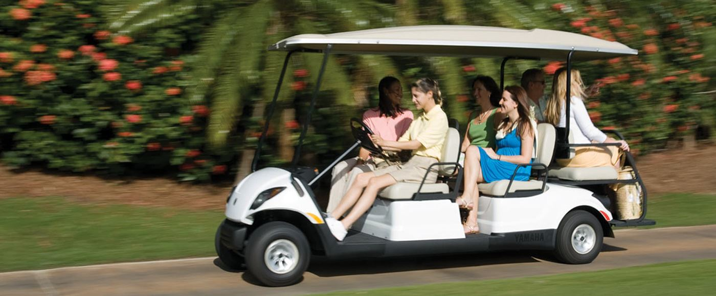 Transportation Golf Carts For Sale | Golfcar Transportation vehicle on