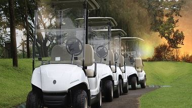 golfcart quality and style, yamaha golf car, yamaha battery car, yamaha electric car, why yamaha golfcart